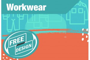 FREE Design for Workwear (Just Pay Refundable Deposit)