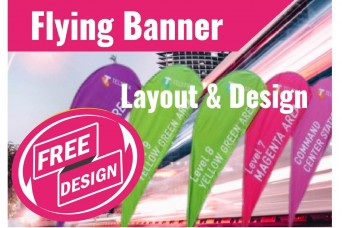 FREE Design for Banner (With Refundable Deposit)