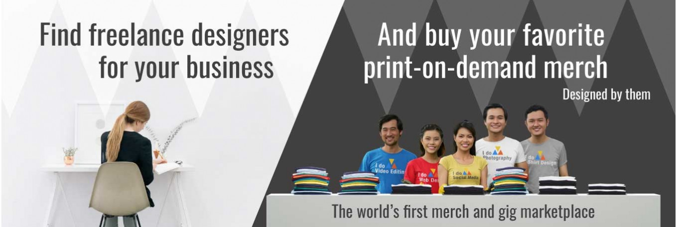 FIND YOUR FREELANCE DESIGNERS