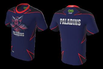 FNF -  Esports, Indigo Divin Paladin Team, Sublimated Tshirt