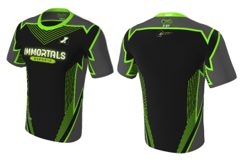 FNF -  Esports, Green Immortals Team Philippines, Sublimated Tshirt
