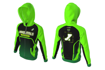 FNF - Gamers Hoodie, Esports Immortals Team, Sublimated Hoodies
