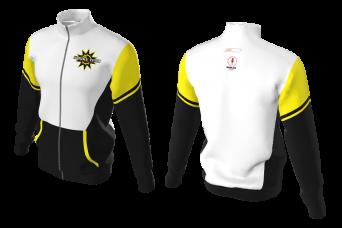 FNF - Bowling Jacket, Strike Team, Sublimated Jacket