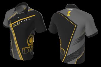 FNF - Esports Infinite Team Polo Shirt, Sublimated T-Shirt