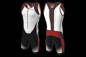 FNF - Triathlon, Swim, Run, Bike, Trisuit Sublimated Jersey