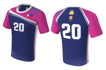 FNF -  Volleyball, Tournament Uniform, Sublimated Tshirt