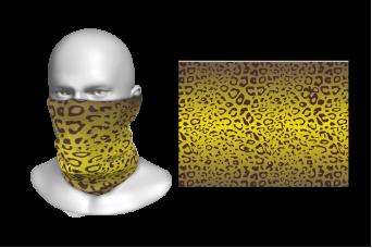 Perfect Prints - Head Gaiter, Leopard, Spandex