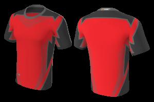 MVV Badminton Attack Red Jersey