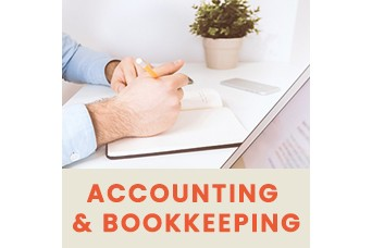 HPR  will do accounting and bookkeeping