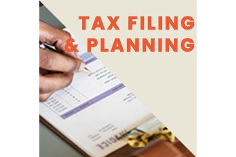 HPR will do Tax Filing and Planning