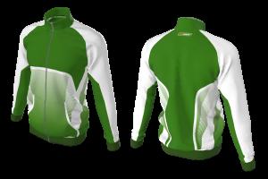 RAD - Jacket White Green Sublimated