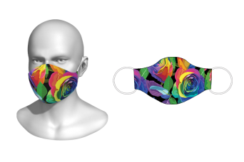 RAD - Facemask Design 2 All Day Washable Facemask