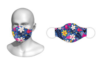 RAD - Facemask Design 1 All Day Washable Facemask